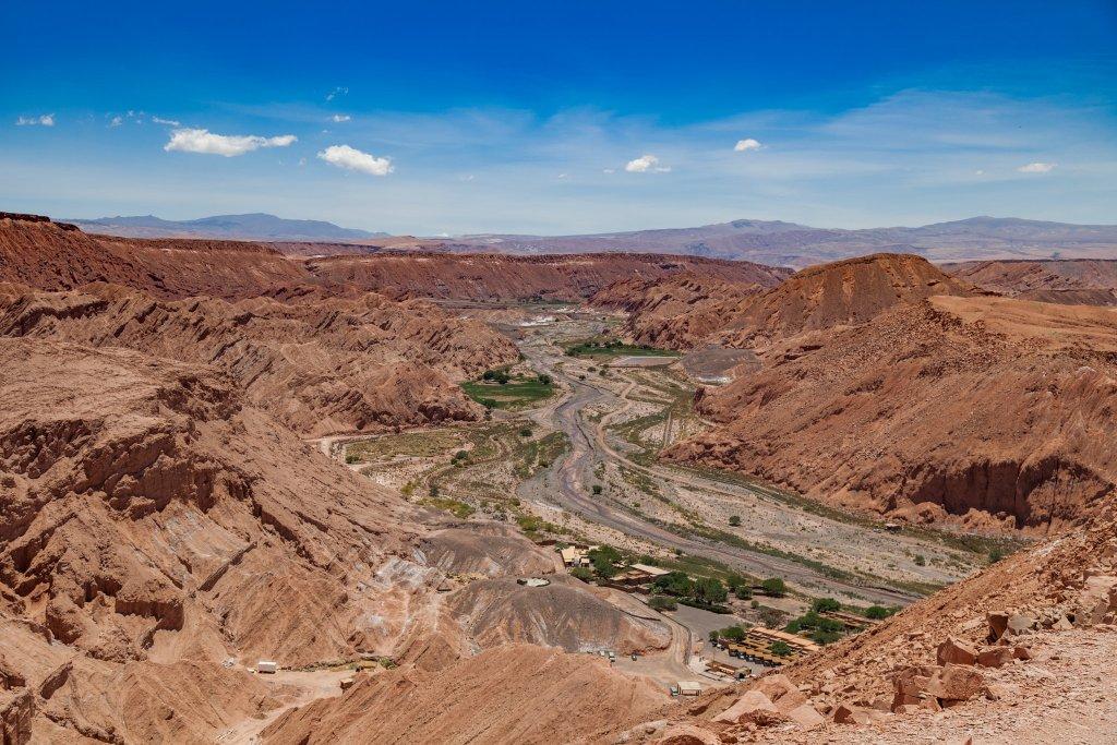 Quebrada del Diablo - San Pedro de Atacama
