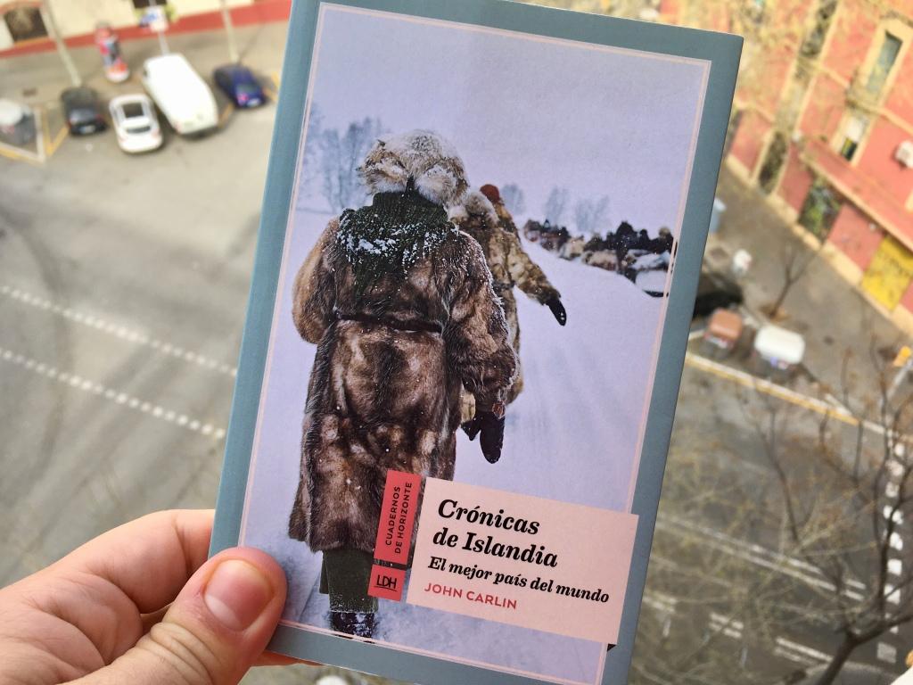 Cuadernos de Islandia, de John Carlin