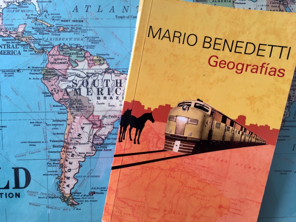 Geografías, de Mario Benedetti