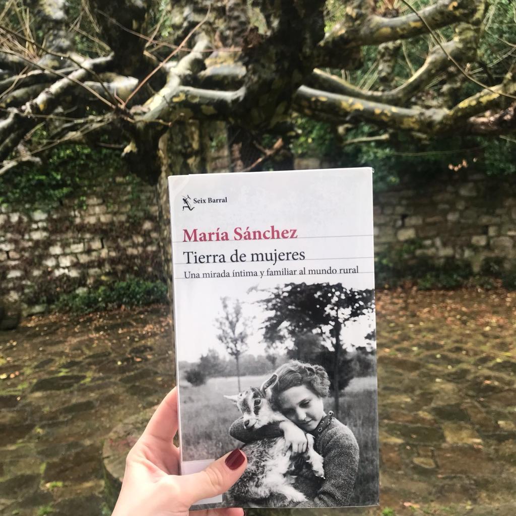 En Tierra de Mujeres, María Sánchez