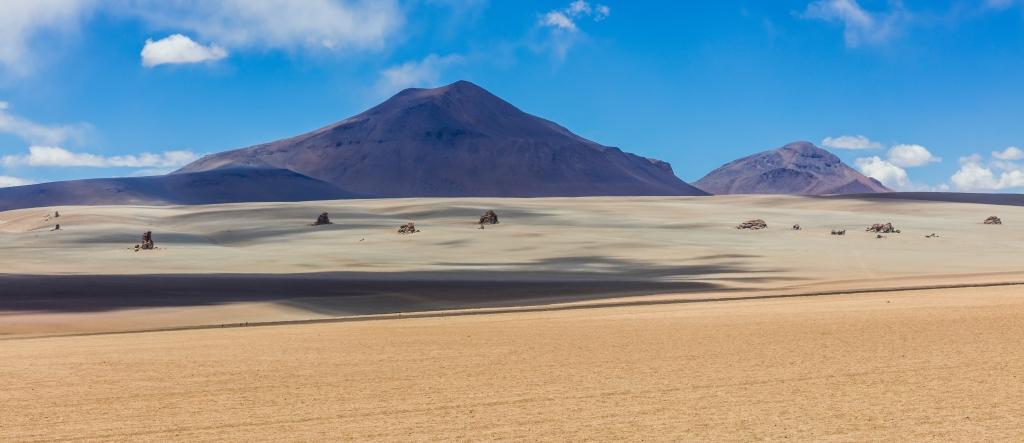 El desierto de Dalí, en el altiplano boliviano
