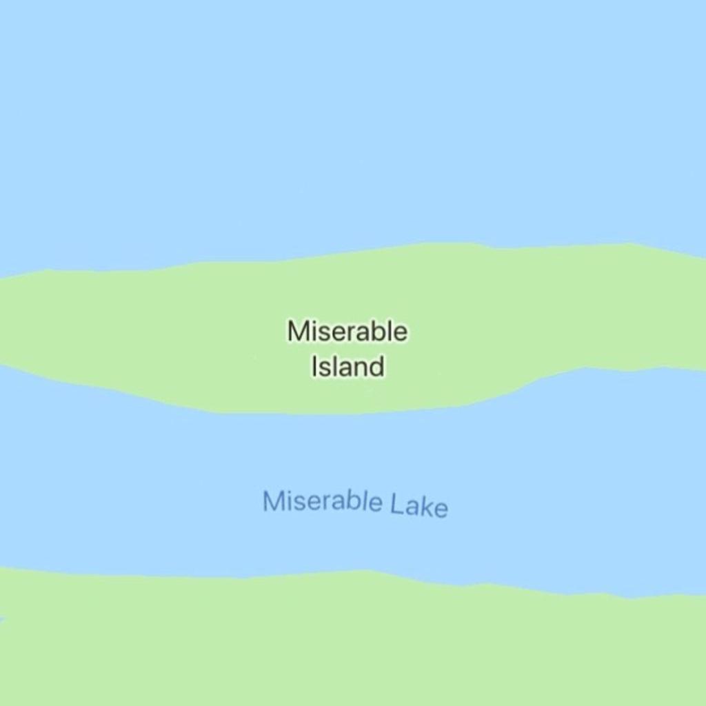 Sad Topographies_ Miserable Lake