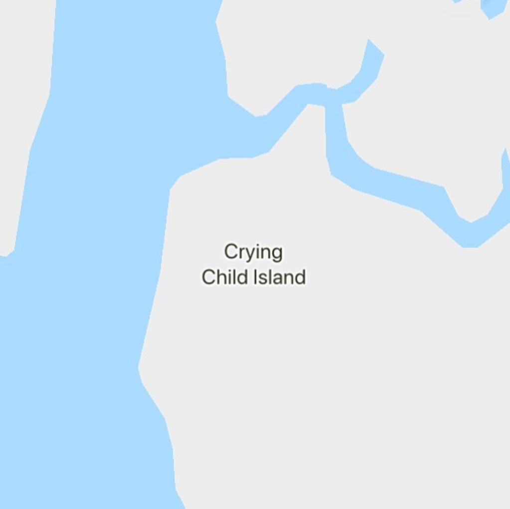 Sad Topographies_ Crying Child Island