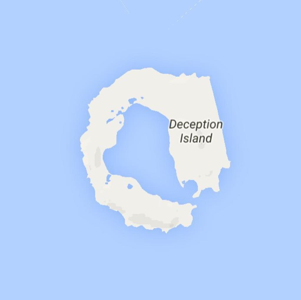 Sad Topographies_Deception Island