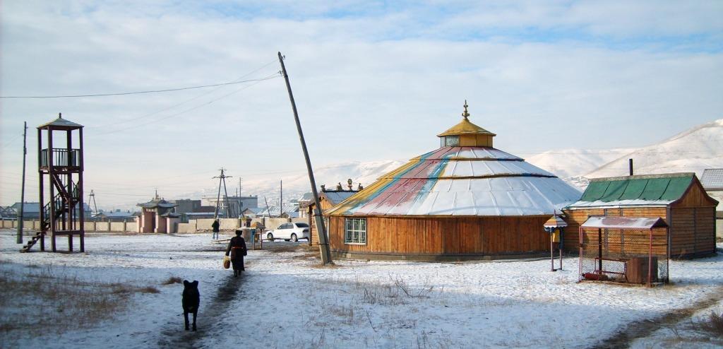 Las capital más fría del mundo es Ulan Bator