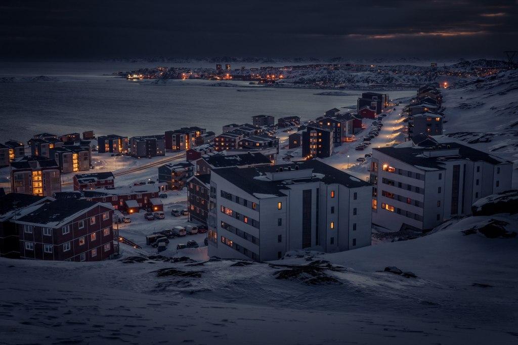 Las capitales más frías del mundo - Nuuk