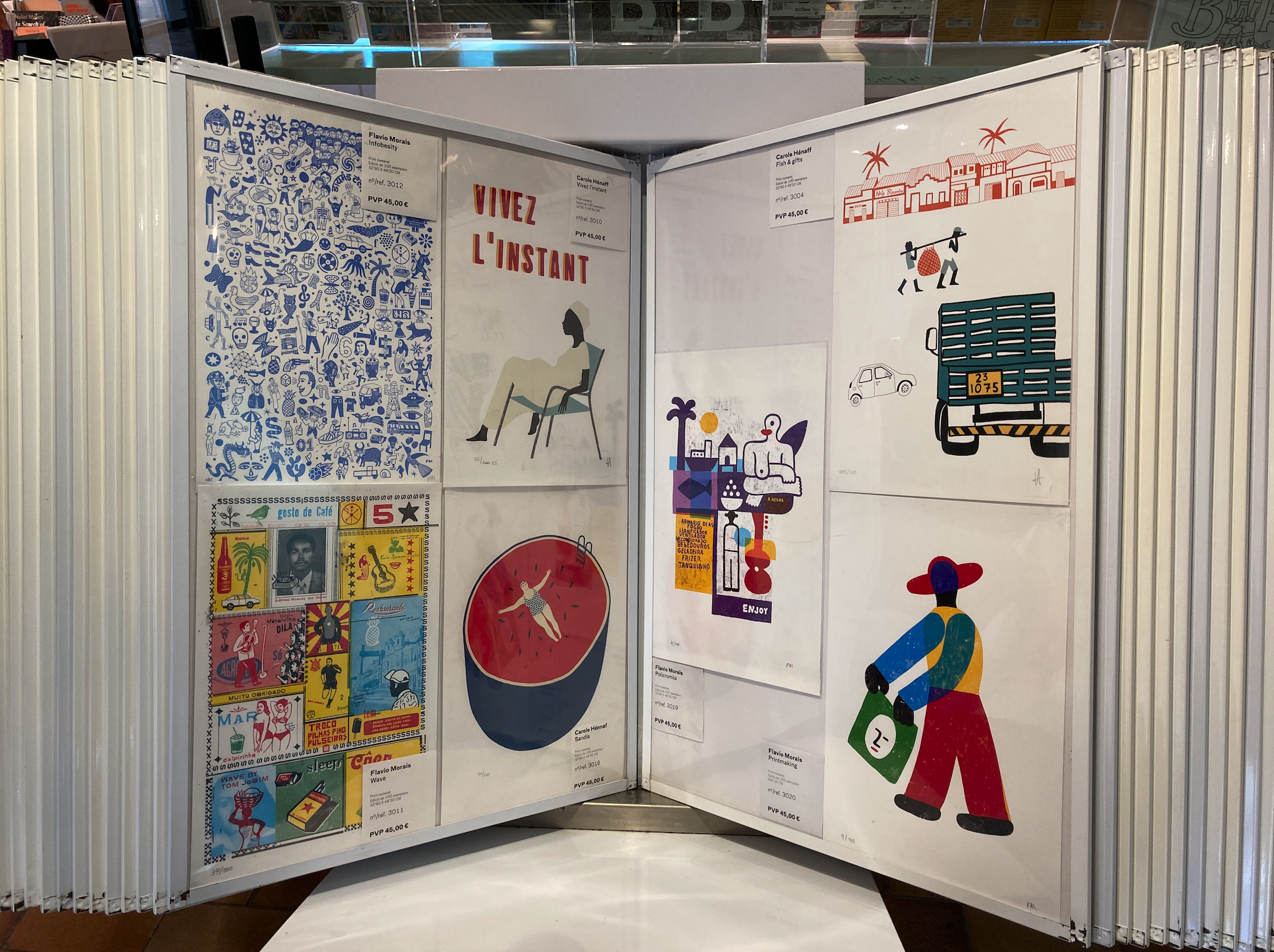 Fundació Miró - tienda