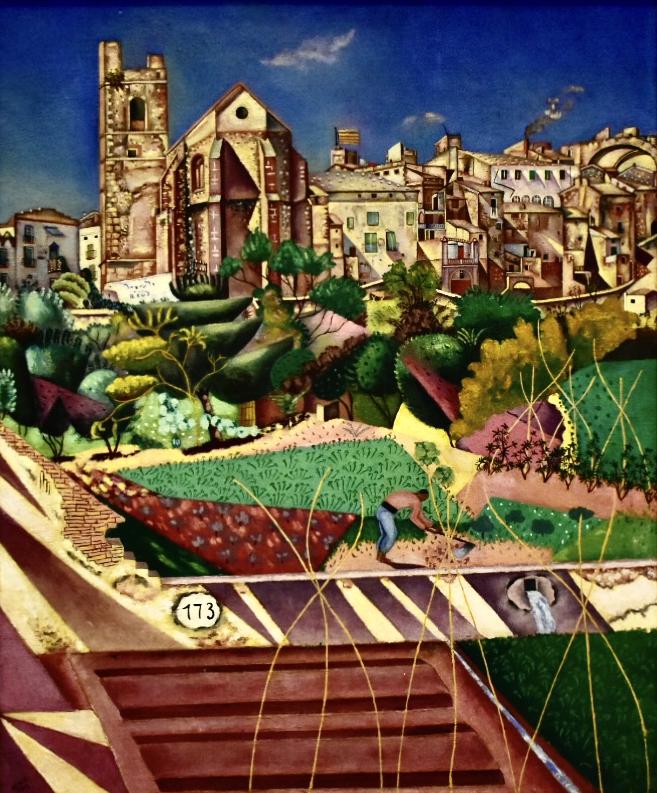 Fundació Miró: Mont-roig
