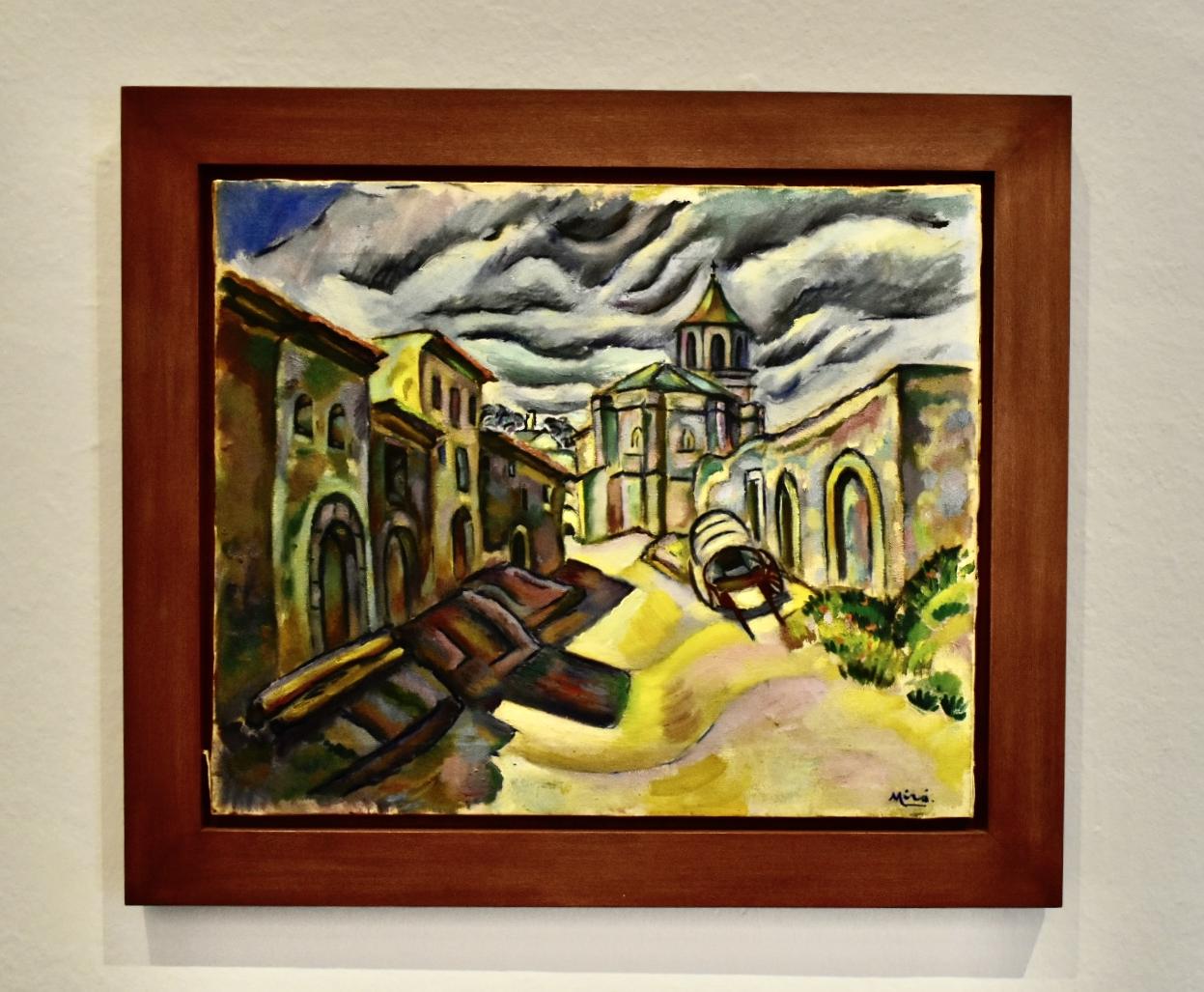 Fundació Miró: 'Prades, un carrer'