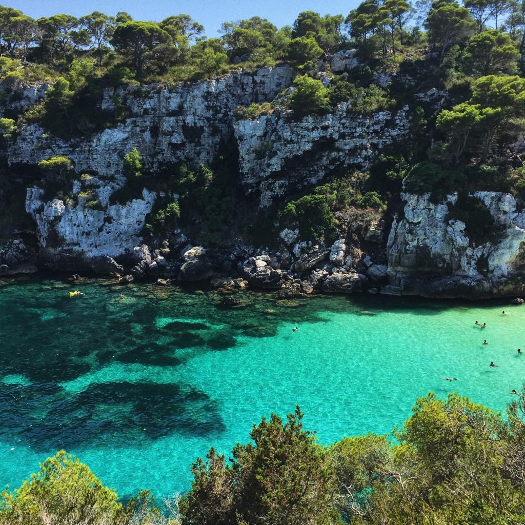 Colores de Menorca: Macarelleta