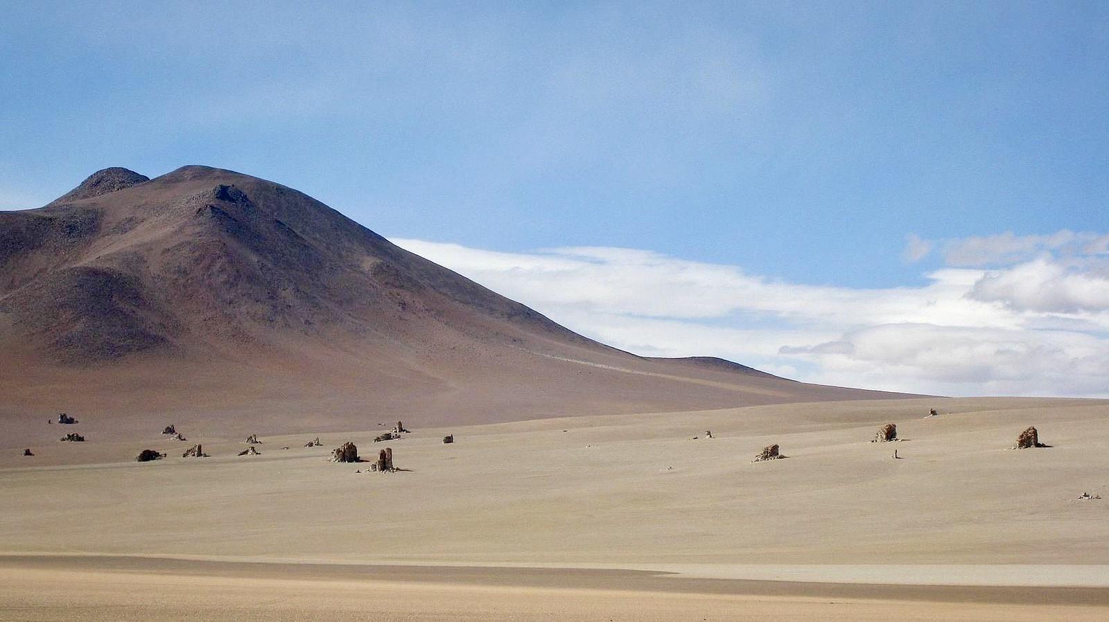 El Desierto de Dalí, en Bolivia