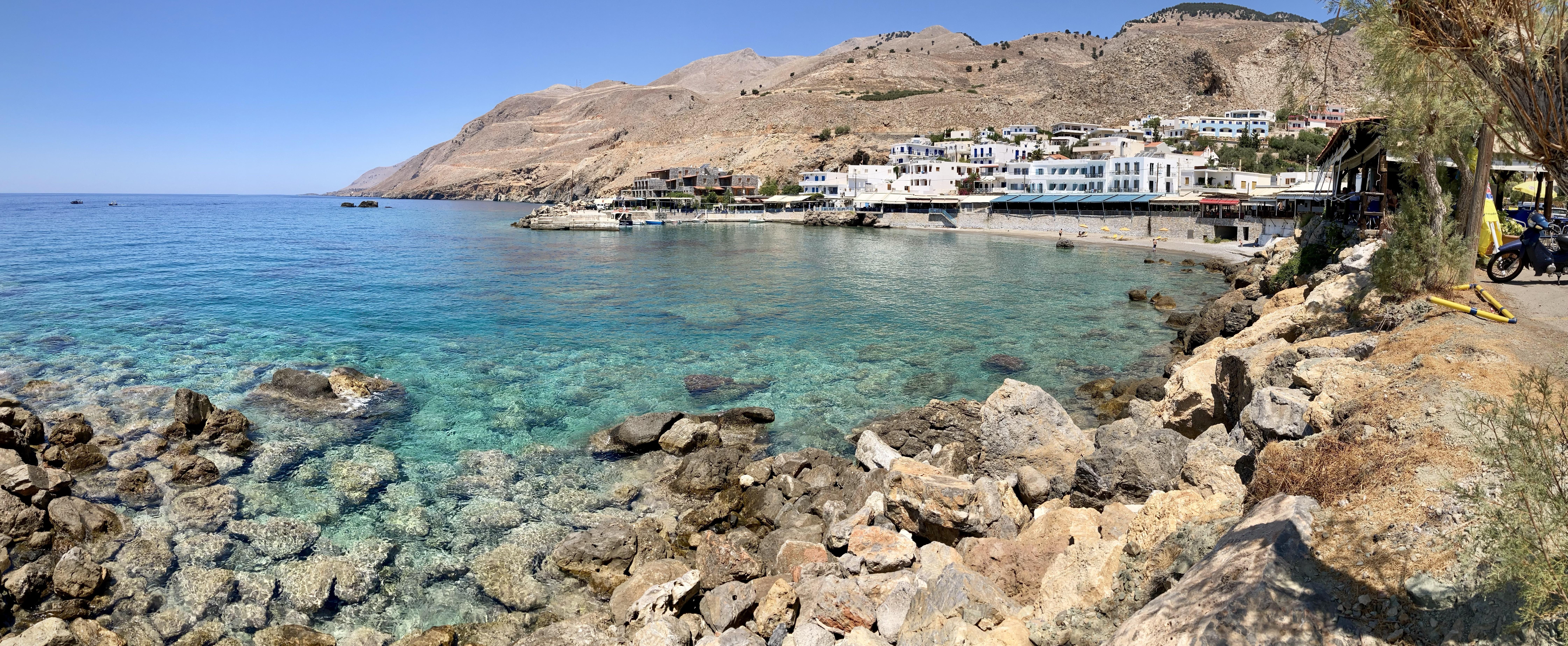 Playas de Creta