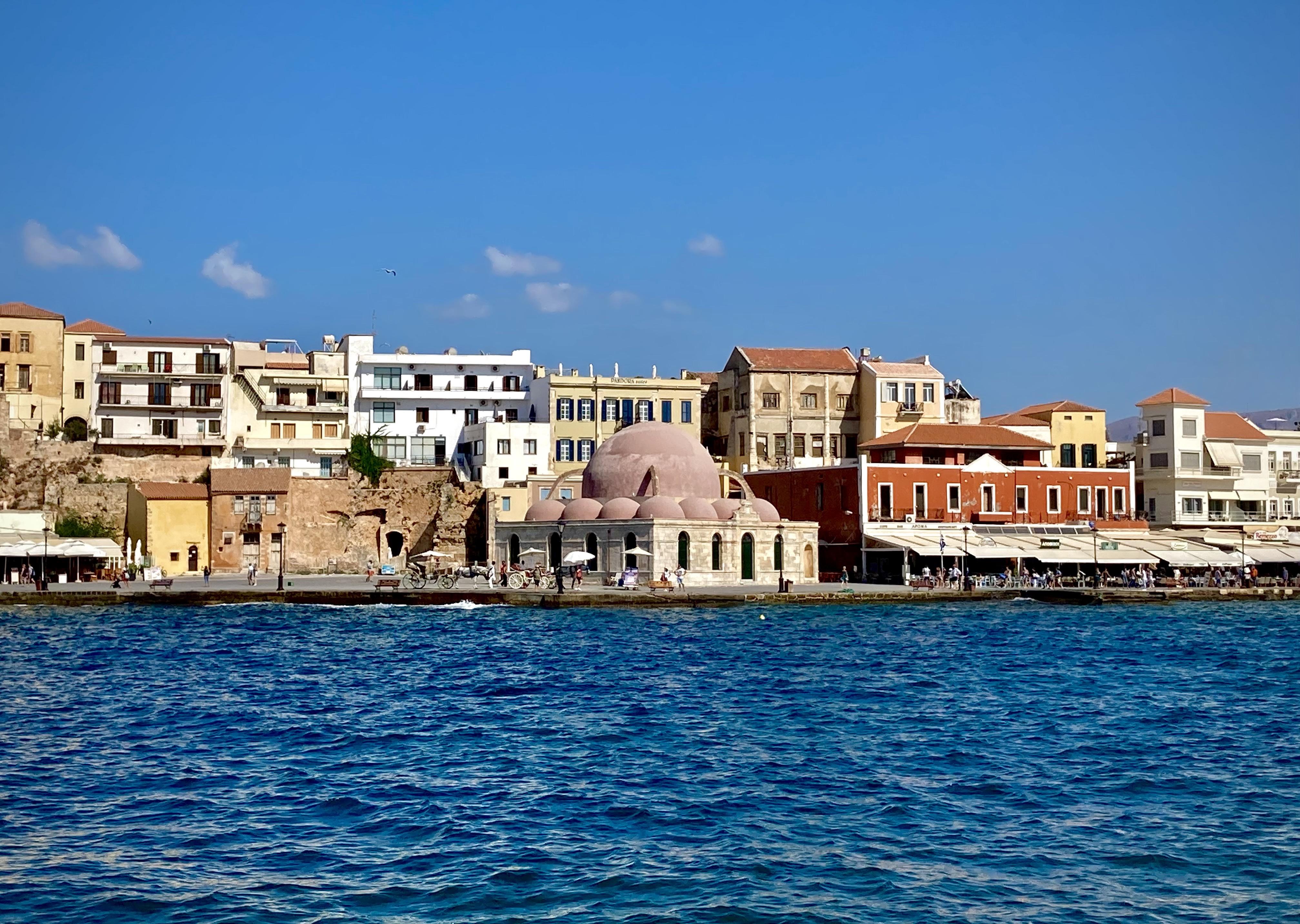 Creta y sus playas